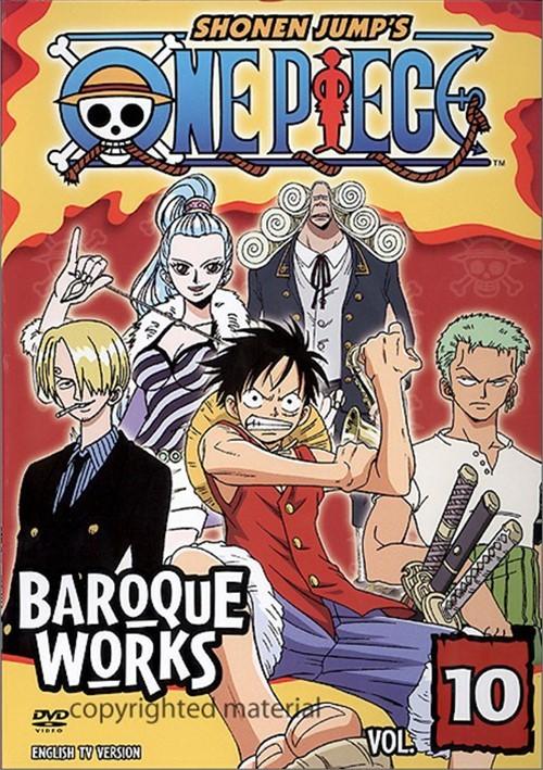 One Piece: Volume 10