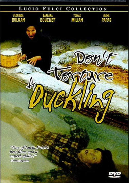 Dont  A Duckling
