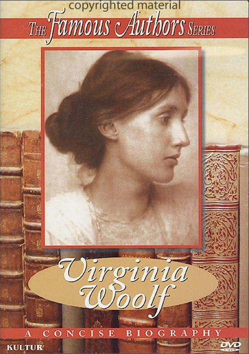 Famous Authors Series, The: Virginia Woolf