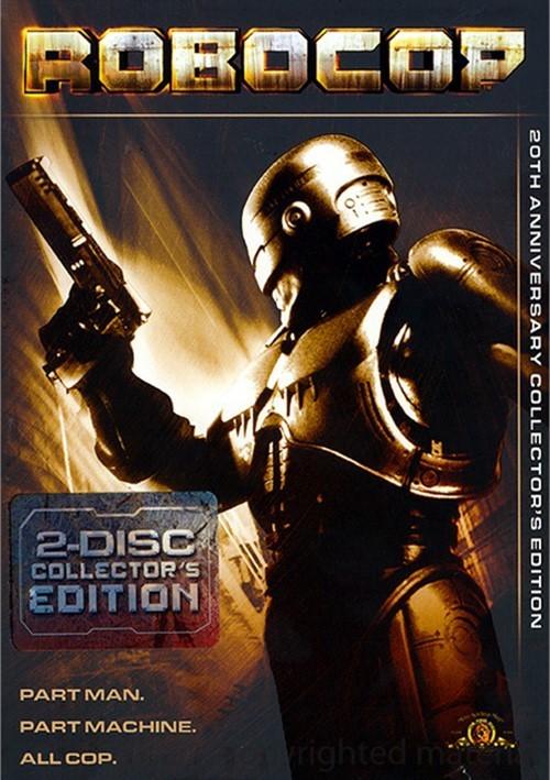 Robocop 20th Anniversary Collectors Edition