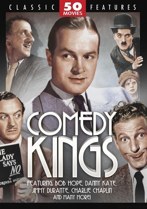 Comedy Kings: 50 Movie Pack