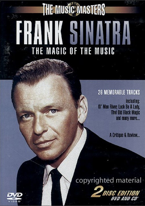 Music Masters, The: Frank Sinatra - The Magic Of The Music