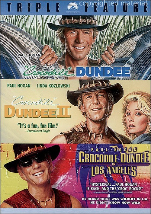 Crocodile Dundee Triple Feature, The