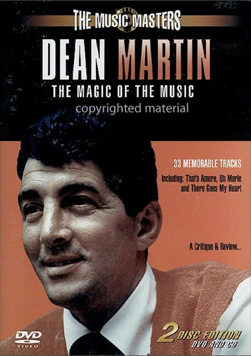 Music Masters, The: Dean Martin - The Magic Of The Music