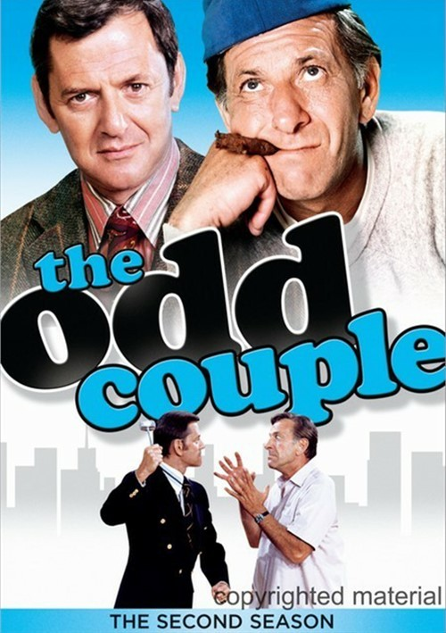 Odd Couple, The: The Second Season