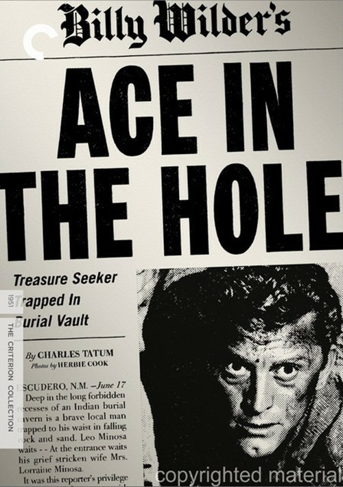 Ace In The Hole: The Criterion Collection