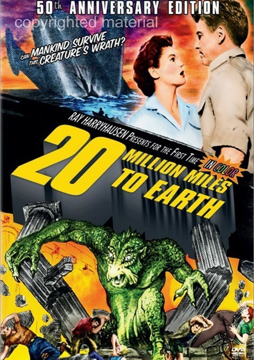 20 Million Miles To Earth: 50th Anniversary Edition