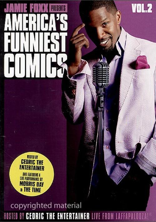 Jamie Foxx Presents Americas Funniest Comics: Vol. 2