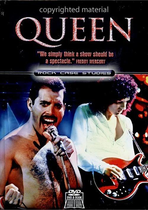 Queen: Rock Case Studies Book / DVD Set