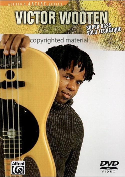 Victor Wooten: Super Bass Solo Technique