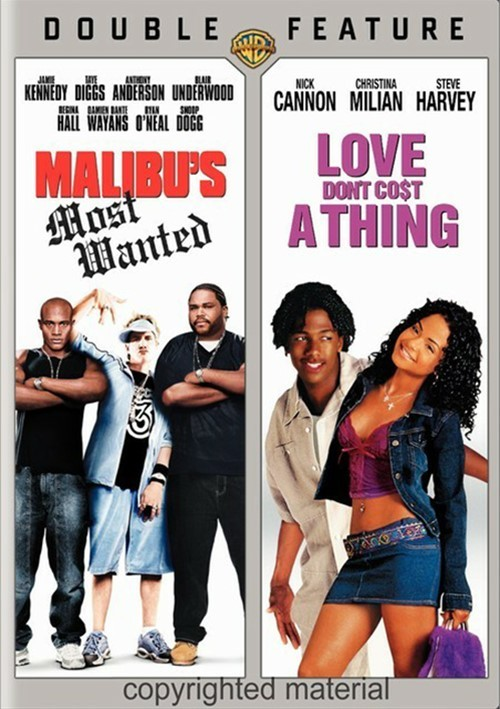 Malibus Most Wanted / Love Dont Cost A Thing (Double Feature)