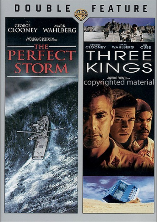Perfect Storm, The / Three Kings (Double Feature)