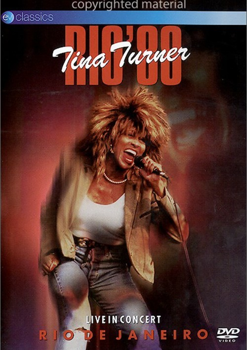 Tina Turner: Rio 88