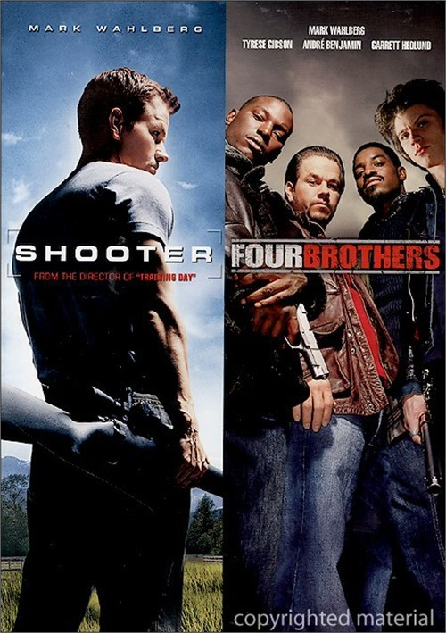 Shooter / Four Brothers (2 Pack)