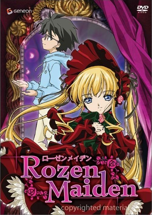 Rozen Maiden: Volume 3 - War Of The Rose
