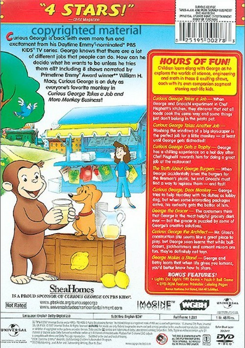 Curious George | George MD (Monkey Doctor) | …