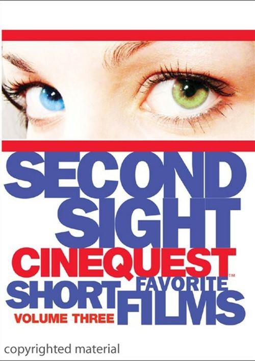 Second Sight: Volume Three