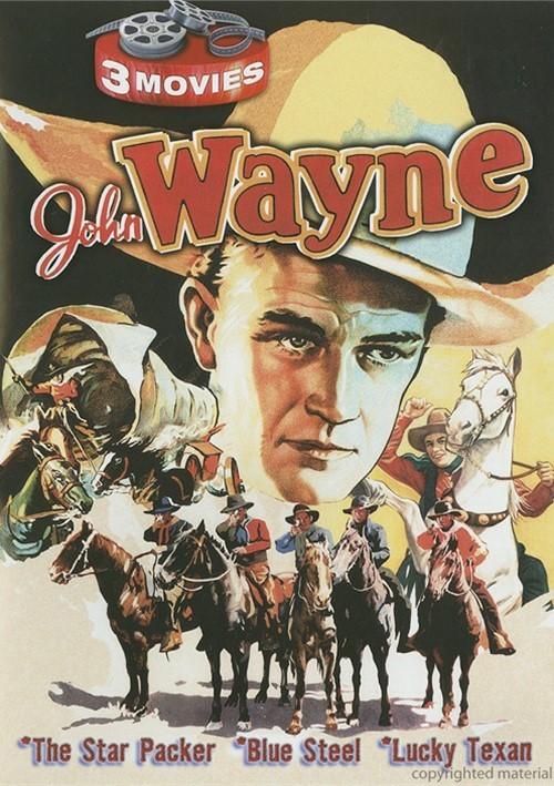 John Wayne: The Star Packer / Blue Steel / Lucky Texan (Triple Feature)