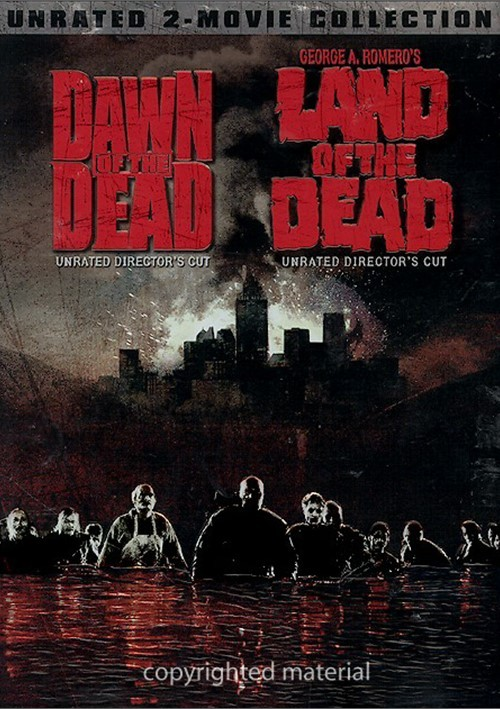 Dawn Of The Dead (2004) / Land Of The Dead (2 Movie Collection)