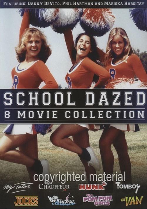 School Dazed (8 Movie Collection)