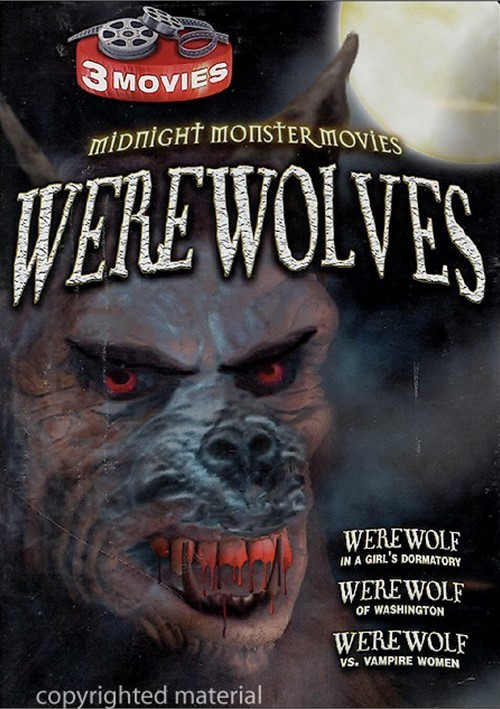 Midnight Monster Movies: Werewolves