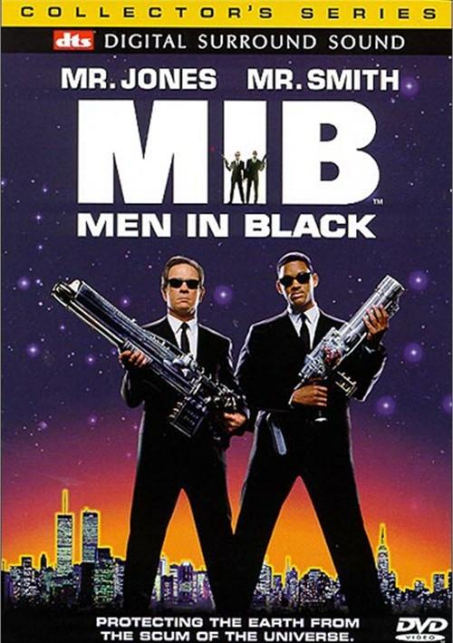 Men In Black: Collectors Series (DTS)