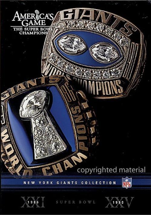 NFL Americas Game: New York Giants