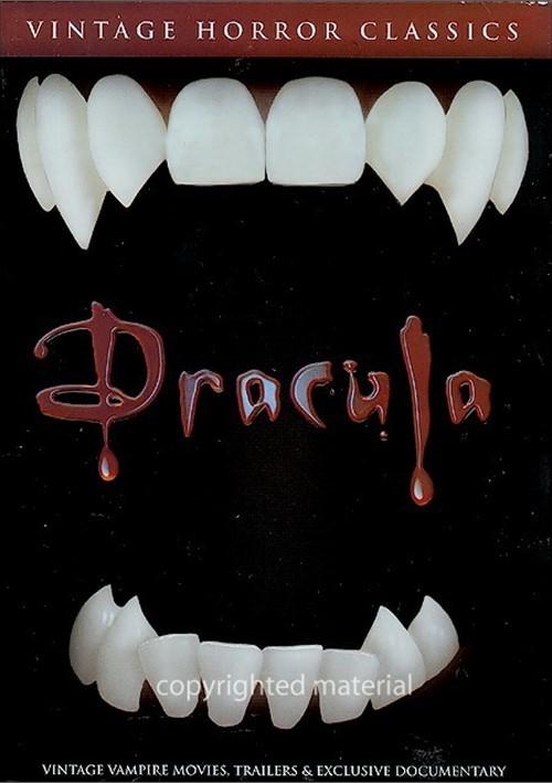 Dracula: Vintage Horror Classics