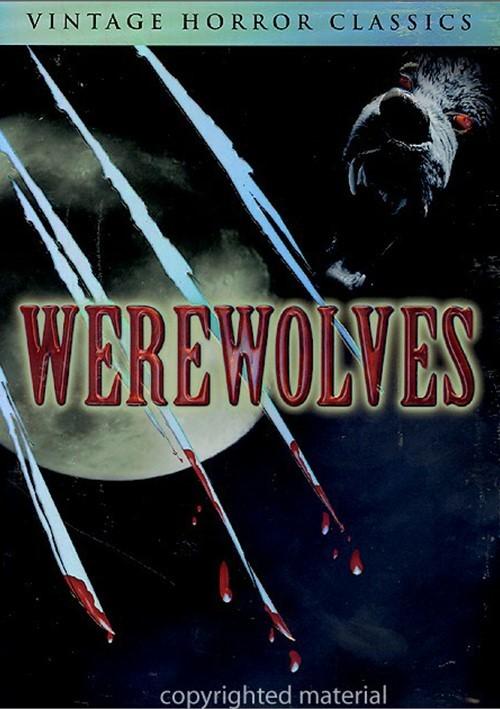 Werewolves: Vintage Horror Classics
