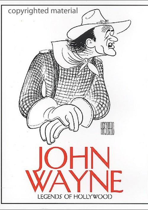 Legends Of Hollywood: John Wayne