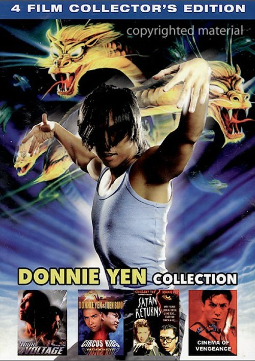 Donnie Yen Collection