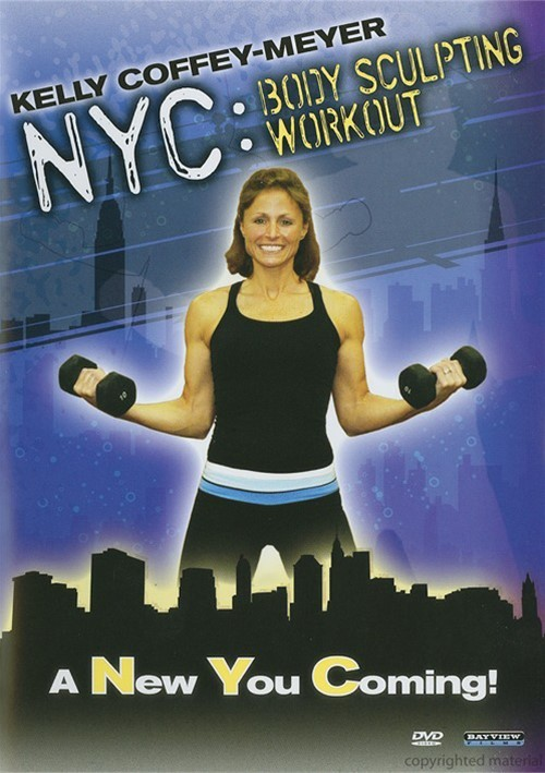 NYC Body Sculpting Workout With Kelly Coffey-Meyer