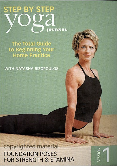Yoga Journals Yoga Step By Step: Session 1