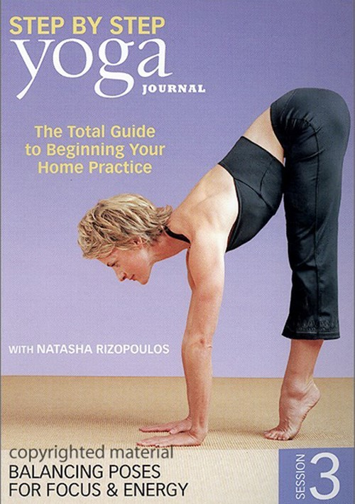 Yoga Journals Yoga Step By Step: Session 3