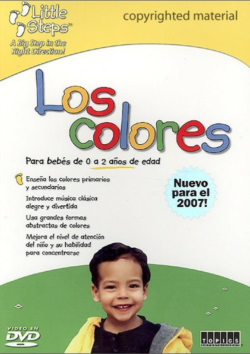 Little Steps: Los Colores