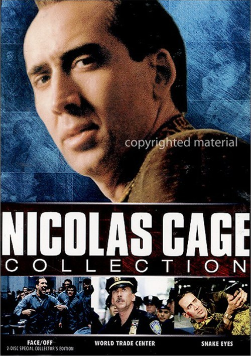 Nicolas Cage Collection, The