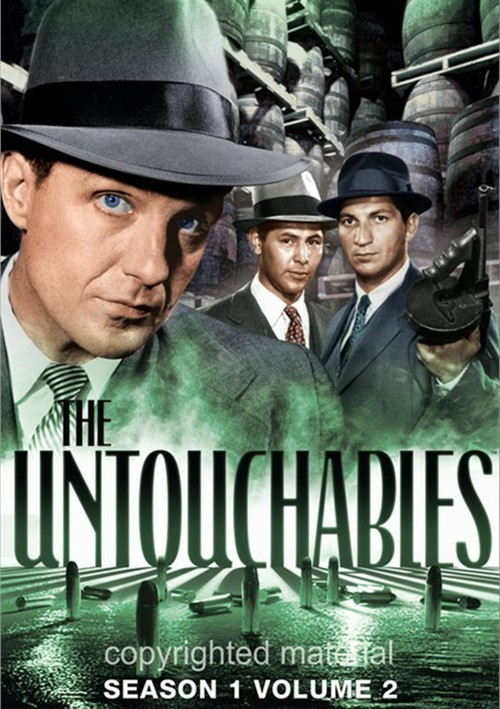 Untouchables, The: Season 1 - Volume 2