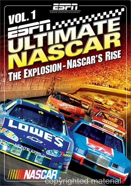 ESPN Ultimate NASCAR Vol. 1: The Explosion - NASCARs Rise