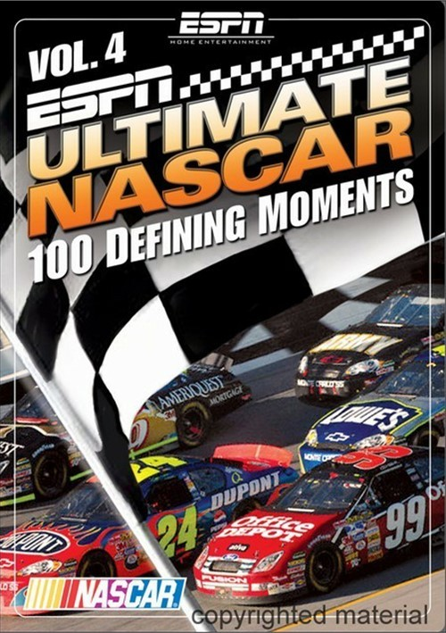 ESPN Ultimate NASCAR Vol. 4: 100 Defining Moments