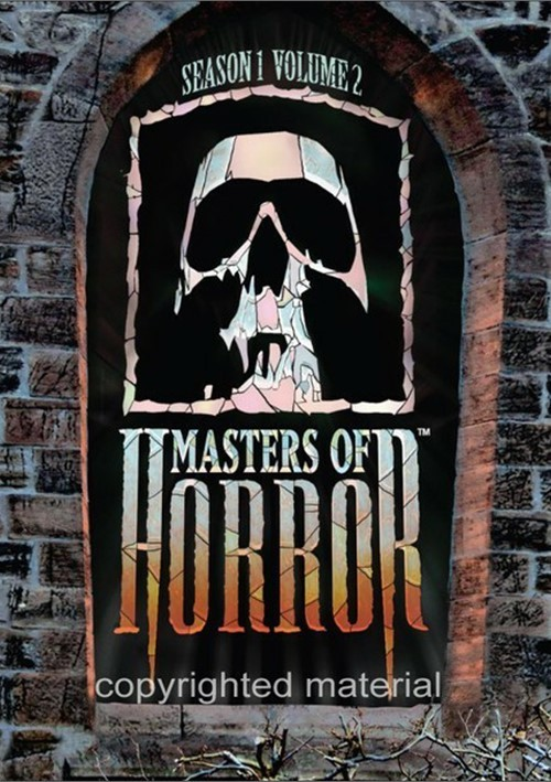 Masters Of Horror: Season One - Volume Two