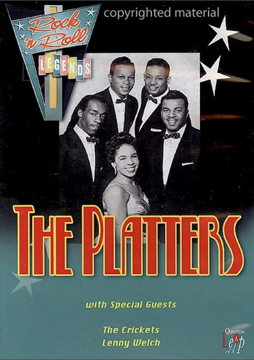 Rock N Roll Legends: The Platters