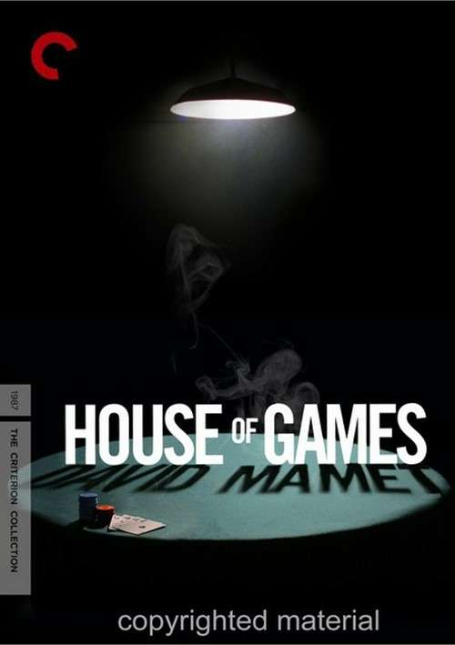 House Of Games: The Criterion Collection