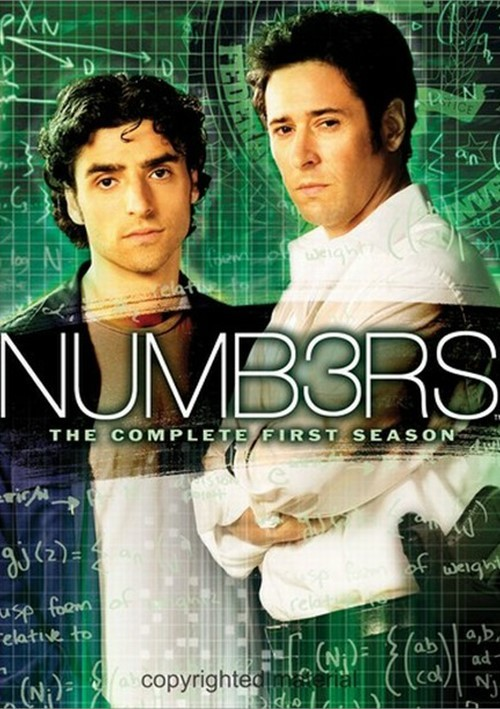 Numb3rs: The Complete Seasons 1 - 3