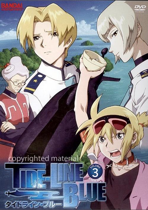Tide-Line Blue: Volume 3