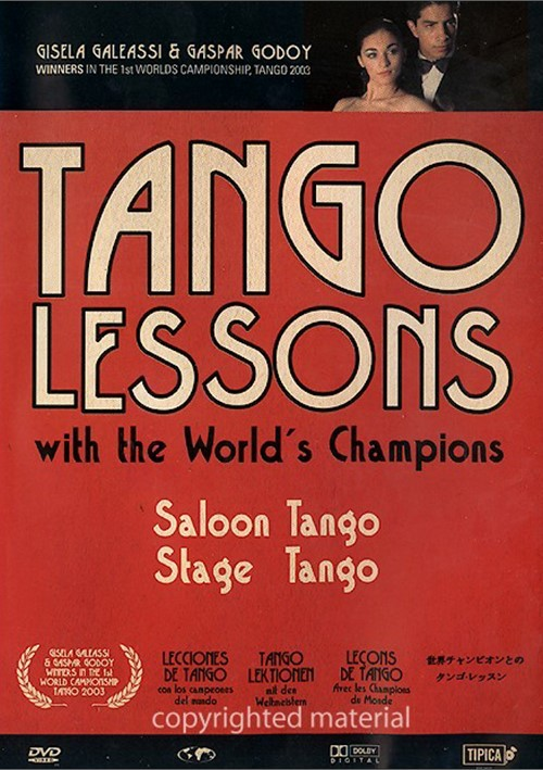 Tango Lessons With The Worlds Champions