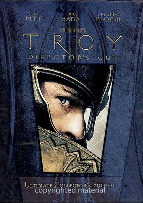 Troy: Directors Cut - Ultimate Collectors Edition