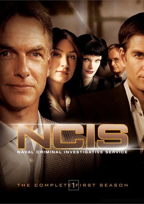 NCIS: The Complete Seasons 1 - 4