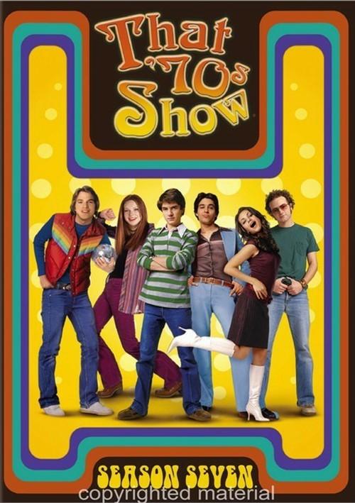 That 70s Show: Season Seven