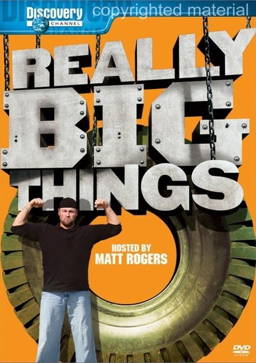 Really Big Things