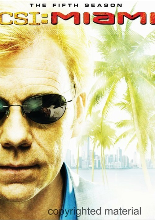 CSI: Miami - The Fifth Season